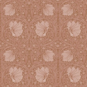 William Morris ~ Pimpernel ~ Les Nudes  ~ Medium