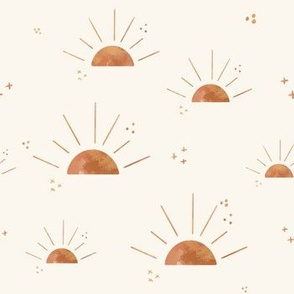 Boho Suns Cream