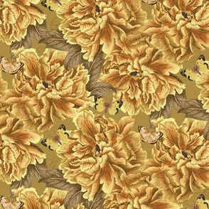 Ancestry Golden Blossoms