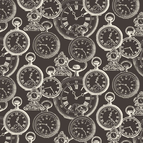 Ancestry Timepieces Midnight