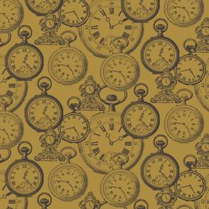 Ancestry Timepieces Golden