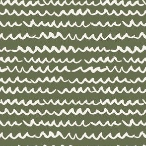 WHIMSY WATER IN OLIVE