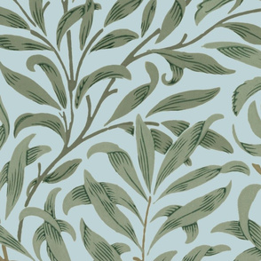 William Morris ~ Willow Bough ~ Original ~ Demissionner ~ Large