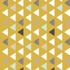 Mod mustard triangles 90