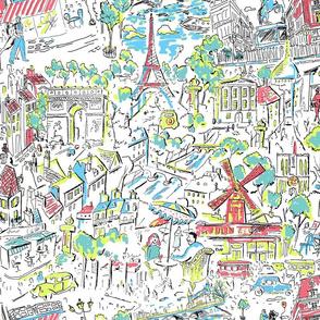 echos of paris