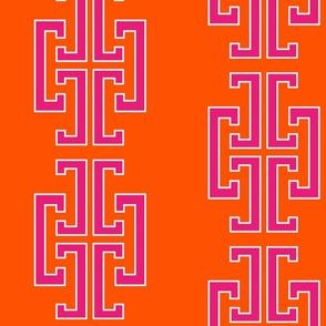 Ming in Orange Peony