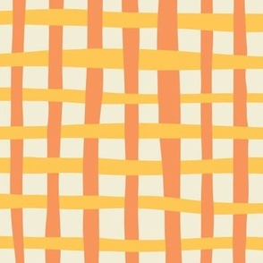 Loosely Woven - Daffodil