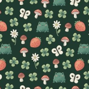 Froggy Forest Green (small)