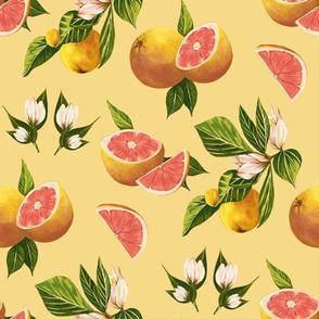 Grapefruit (Yellow)
