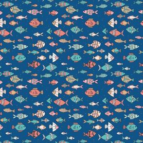 Fish School - Spring 21