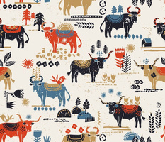 Year of the ox - Chinese New Year Ox Zodiac