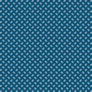 split circle with circle cadet blue 2056-45