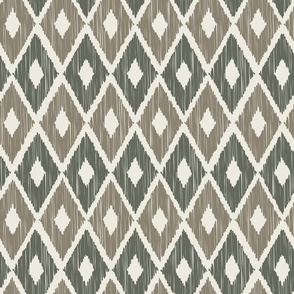 Ikat   Rosemary & Hardware (2021 SW - Encounter Palette Coordinate)