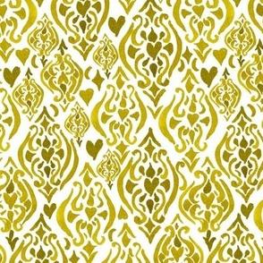 Big Ogee dense gold