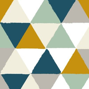 Bohemian Triangles