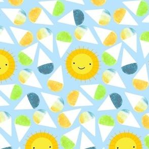 Sunshine and Snowcones
