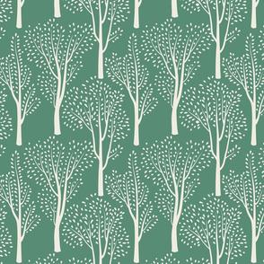 Tree | Alexandrite  (2021 Sherwin Williams - Tapestry Palette Coordinate)