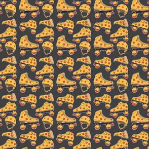 Pizza Roller Skates