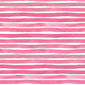 Watercolor Stripes M+M Candy by Friztin