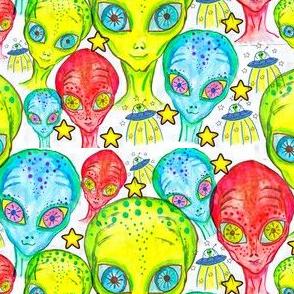 Aliens Galore