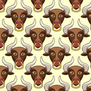 Ox Large Print