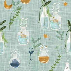 Enchanted Botanist  Mint