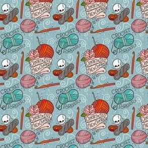 Teeny- Crochet Forever