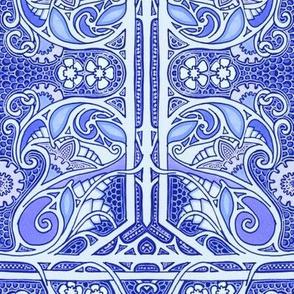 Victorian Granny Blues