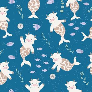 MerOxen Under the Sea