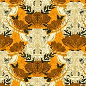 Autumn ox