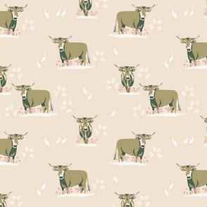 Happy Ox