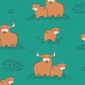 Hungry Hungry Oxen