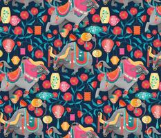myanmar ox festival