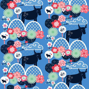 Year_of_the_ox_floral