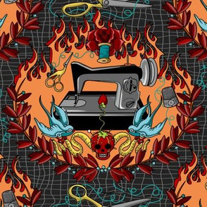Reap what you Sew - Hellfire