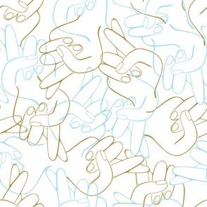 Fingers Crossed!