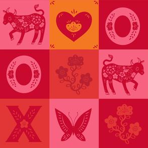 XO Ox Year of the Ox