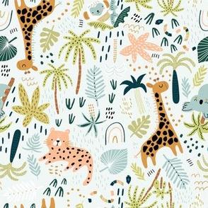 Jungle friends