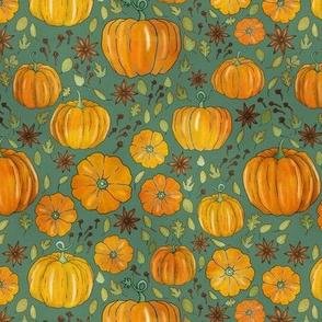 Pumpkin Spice (Pumpkin Spice Collection)