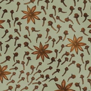Cloves and Star Anise (Pumpkin Spice Collection)
