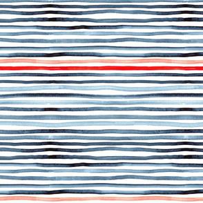 Watercolor mariniere medium