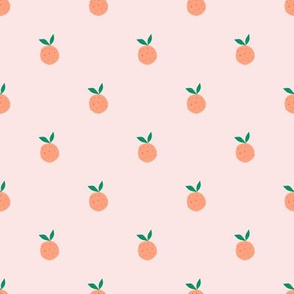 Orange Pink - small scale