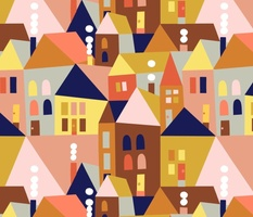 Little Patchwork Town