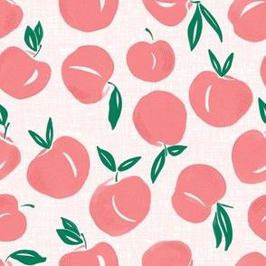 Peaches on Cream