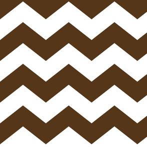 chevron lg brown
