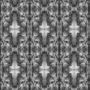 DST3 - Dreams of Scottish Thistle - Negative Version