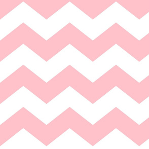 chevron lg light pink