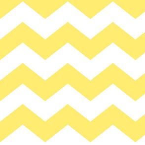 chevron lg lemon yellow
