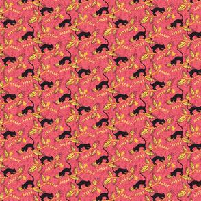 Black Panther - medium scale