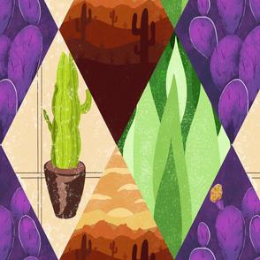 Cactus Patchwork